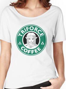 Triforce Coffee (Zelda) Women's Relaxed Fit T-Shirt