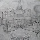 Shakespear's Mansion by Gary Goza II
