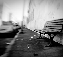 sit here by Victor Bezrukov