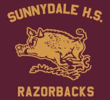 Sunnydale Razorbacks  by Paul Elder