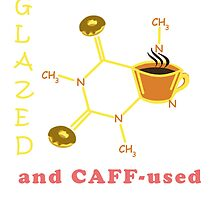 Glazed and CAFF-used by ArtByRuta