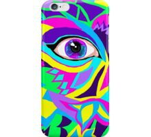 Neon Eye iPhone Case/Skin