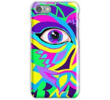 Neon Eye iPhone Case/Skin