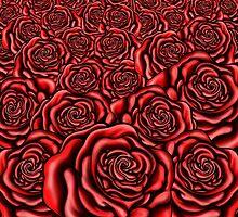 Roses  by Sookiesooker