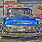 Chevy Nomad Wagon in HDR by WTBird