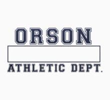 Orson Orson Athletic Dept. (Gradient Colour) Kids Clothes