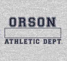 Orson Athletic Dept. (Solid Colour) Kids Clothes