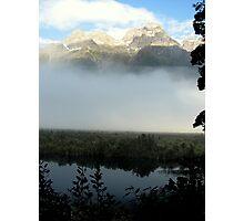 Mirror Lake - New Zealand Photographic Print