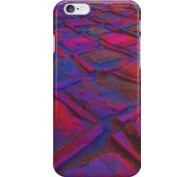 Square Stones Pathway Number 3 iPhone Case/Skin