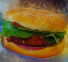 Hamburger by rok-e