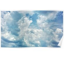 This is within my reach, it is in the clouds, my dreams Poster