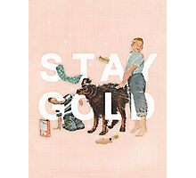 Stay Gold Photographic Print