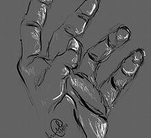 Hand by Anwuli Chukwurah