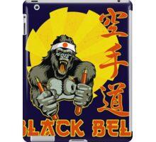 Grey Gorilla iPad Case/Skin