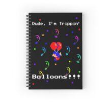 I'm Trippin' Balloons!!! Spiral Notebook
