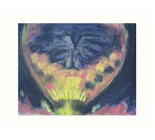The Pechanga Balloon (Pastel) Art Print