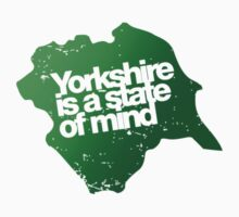 Yorkshire is a state of mind by buud