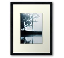 Mysterious Tranquility Framed Print