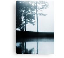 Mysterious Tranquility Canvas Print
