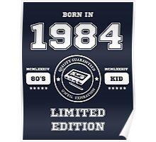 Born in 1984 Poster