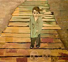 """pakistan boy 2"" 2010 by Cecilie Hole"