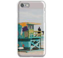 miami beach colours iPhone Case/Skin