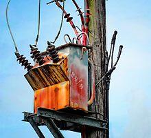 Electrified by Simon Duckworth