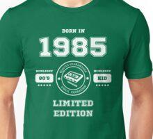 Born in 1985 Unisex T-Shirt