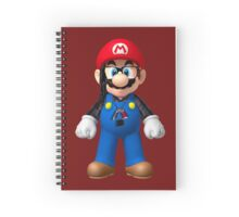 Super Skrillario! Spiral Notebook