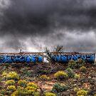 Two Tanks by Rod Wilkinson