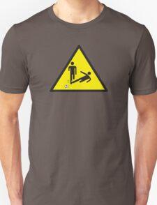 Football Tackle Danger  T-Shirt
