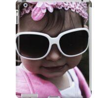 In Pink... Looking Cool iPad Case/Skin