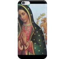 Virgen de Guadalupe iPhone Case/Skin