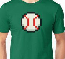 Pixel Baseball Unisex T-Shirt