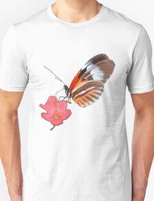Butterfly & Flower T-Shirt