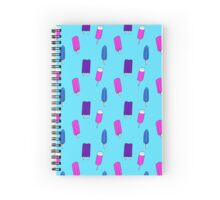 Cool For The Summer Spiral Notebook