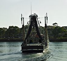 Tweed Trawler (cal image #1) by Odille Esmonde-Morgan