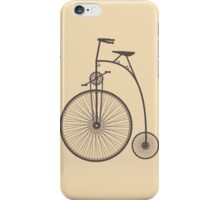 Retro vintage iPhone Case/Skin