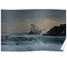 Tweed trawler (cal image #2) Poster