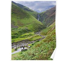Grey Mare's Tail Nature Reserve Poster