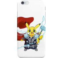 By The Power of Thorchu! iPhone Case/Skin