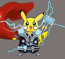 By The Power of Thorchu! by RedMedKit