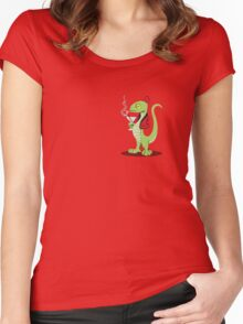 Lounge Lizard Women's Fitted Scoop T-Shirt
