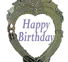 Hearty Happy Birthday by KazM