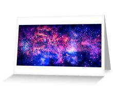 The center of the Universe (The Galactic Center Region ) Greeting Card