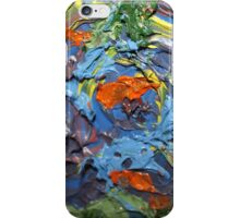 Flowers Lost at Sea iPhone Case/Skin
