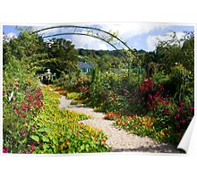 Giverny Colour Poster