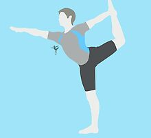 Wii Fit Trainer ♂ by ejstupid