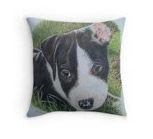 Dam ear Throw Pillow