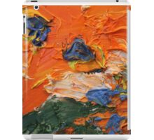 The Foxes Face iPad Case/Skin